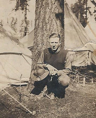 Spruce Soldier Morris Pittard in Vancouver (446th Aero) (RV Bob) Tags: history vancouver soldier wwi worldwari worldwarone spruce firstworldwar worldwar1 sprucesquadron sprucesoldier