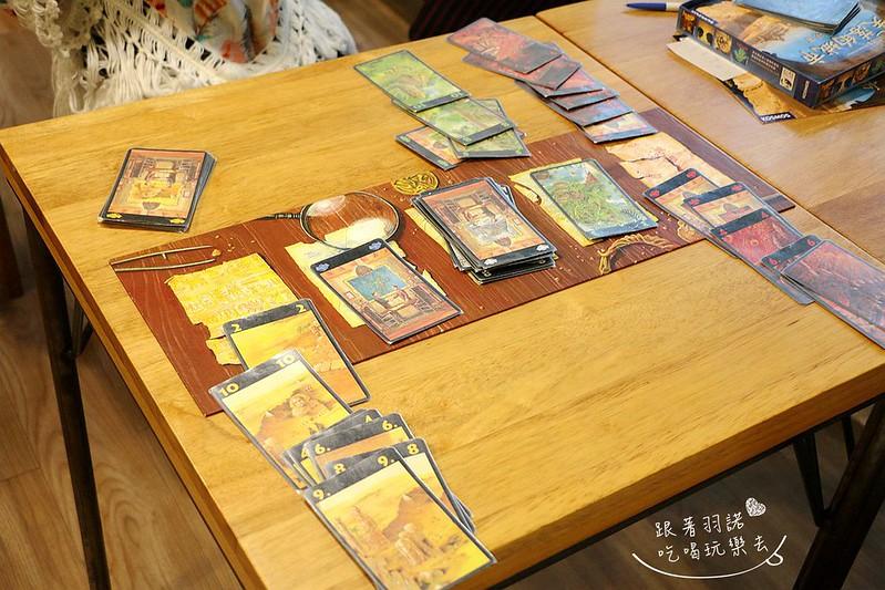 骰子人遊戲咖啡館南勢角捷運桌遊124