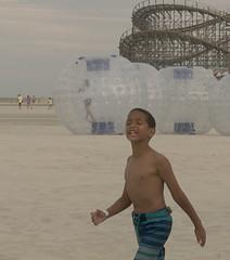 Jersey Shore 81 (stevensiegel260) Tags: wildwood newjersey shore beach jerseyshore portrait ball rollercoaster
