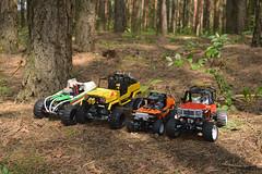 LEGO Truck Trial v4, Minsk, Belarus (LupusAuratus) Tags: lego lupus auratus moc landscape rally technic truck trial rc off road offroad 4x4 8x8