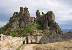belogradchick fortress (Sonya Gencheva) Tags: belogradchick fortress landscape bulgaria ancient ruins summer roadtrip travel easterneurope
