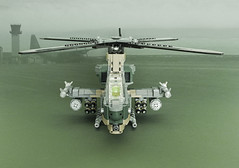 AH-1Z (2) (Aleksander Stein) Tags: lego military bell helicopter rnoaf ndc norway ah1 cobra zulu viper attack fire support