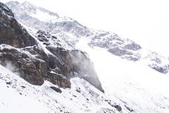 Yeso (fernyias) Tags: dam embalse yeso nieve snow winter