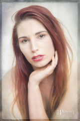 Mio Dolce Amor (Bill Power Photography) Tags: portrait redhead beauty ponder reflective billpower billpowerpxcom roswellivory