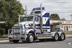 Tobin (Full Noise Photos) Tags: kenworth w900 sar gold nugget