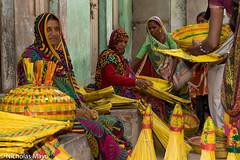 Bhangi Women At Market (Nick Mayo/RemoteAsiaPhoto) Tags: gujarat selling market india kawant