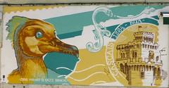Wall art, Cascais, Estoril. (piktaker) Tags: streetart art portugal painting graffiti lisbon wallart spray cascais