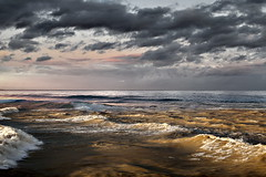 Bocca d'Arno (Zz manipulation) Tags: sea art climb tramonto mare natura pisa arno foce ambrosioni zzmanipulation