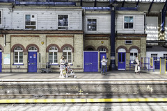 Brighton(32) (tullio dainese) Tags: england brighton indoor railwaystation inghilterra stazioneferroviaria