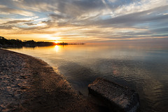 Marie Curtis Park Sunrise (Thundercatss) Tags: toronto mariecurtispark mississauga landscapes