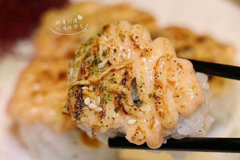 CA rolls 高級美日式創意料理天母棒球場美日式079