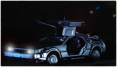 We have to go back to the future! (nin2k5) Tags: delorean backtothefuture timemachine martymcfly doc