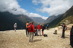 Khumbu (wronskydk) Tags: metteblochandersen arnenielsen troelsbirknielsen ulrikolsen bentebendiksen poulerikhjlundnielsen namchebazar khumbu nepal