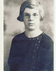 Grandma Janette (booboo_babies) Tags: tbt throwbackthursday grandparents grandma grandmother blackwhite
