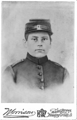 W. G. Cook Civil War Photo Front (millerhistoricalsociety) Tags: wgcook civilwar photo rpmorrison bowlinggreen ohio