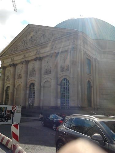 Berlin - an der Humboldt Uni