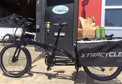 Cargo Node on the go (Splendid Cycles) Tags: foldingbike xtracycle cargobike fun splendidcycles