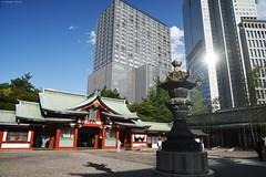 Hie ShrineAkasaka, Tokyo  [EXPLORED] (Iyhon Chiu) Tags:   hie shrine akasaka tokyo japan japanese      2016 building traditional urban
