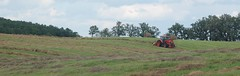 Published in the Western Producer - August 4, 2016 (Jeannette Greaves) Tags: westernproducer hay swanlake flipping rain tractor 2016 manitoba canada jspubpic