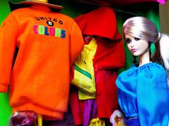 My trip to Paris (imida73) Tags: barbie andy warhol campbells soup alias edie sedgwick benetton