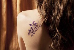 glitter tattoo (brandmilaline) Tags: beautiful beauty woman adult pretty colorful violet temporary glitter sparkle tattoo naked adorn art fashion color brunette young sexy slender exotic soft bright removable tinsel romantic alone secretive love tender gorgeous sensual caucasian white twirl shoulder closeup one estonia