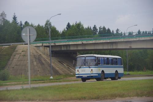 2002 build LAZ-695T В 994 МВ 90