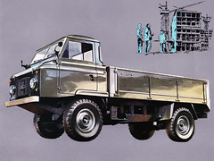 LAND ROVER 1962-1966 SERIES-IIA '109' FORWARD CONTROL 002 (axisboldaslove1) Tags: landrover rangerover ejtcarpics