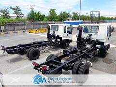Hino Trucks In Storage (CEA Project Logistics) Tags: cea project logistics storage free trade zone laem chabang thailand industrial estate wwwceaprojectscom wwwfacebookcomceaprojects customs clearance