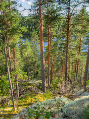 Sulavuori (MikeAncient) Tags: hdr handheldhdr tonemap tonemapped 5exp kuhmoinen suomi finland isojrvi jrvi lake maisema maisemakuva maisemakuvaus landscape landscapephotography geotagged