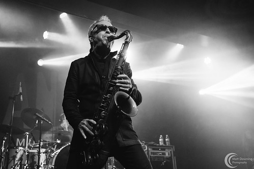 The Psychedelic Furs - August 6, 2016 - Hard Rock Hotel & Casino Sioux City