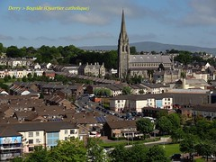 Londonderry / Derry (Serge LAROCHE) Tags: greatbritain royaumeuni irlande irlandedunord northernireland londonderry derry bogside