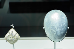 "Nobel Ice Egg & ""Surprise"" Watch Pendant (gendarme02) Tags: faberge egg museum houston texas 2016 houstonmuseumofnaturalscience hmns"