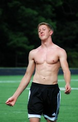 Goal (nemo_434) Tags: men shirtless