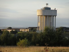 Water tower, Glasgow (rbjag71) Tags: garthamlock watertower glasgow canonpowershot sx610hs