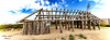 Herxheimer Steinzeithaus (Peter Daum 69) Tags: herxheimer steinzeithaus licht light himmel heaven denkmal canon 6d eos steinzeit fundort museum stone age house stoneage haus herxheim