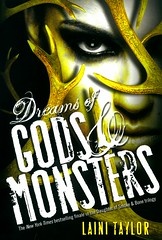Dreams of Gods & Monsters (Vernon Barford School Library) Tags: 9780316134040 lainitaylor laini taylor daughterofsmokebone daughterofsmokeandbone dreamsofgodsandmonsters youngadult youngadultfiction ya angels chimera greekmythology greek mythology demonology goodandevil seraphim paranormal supernatural fantasy fantasyfiction vernon barford library libraries new recent book books read reading reads junior high middle vernonbarford fiction fictional novel novels paperback paperbacks softcover softcovers covers cover bookcover bookcovers