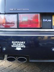 Blue ;-) Cadillac SEVILLE TOURING SEDAN STS 1998 Deventer (willemalink) Tags: cadillac seville touring sedan sts deventer 1998