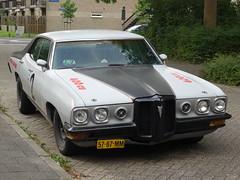 1970 Pontiac Parisienne (harry_nl) Tags: netherlands nederland 2016 nieuwegein pontiac parisienne 5787mm sidecode2