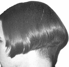 me (Shavednapes) Tags: shavednapes shavednape inverted short bob shaved nape