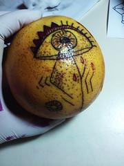 (Sukyronga) Tags: tattoo tatu naranja