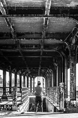 Urban Explorer (Capture Lights) Tags: abandoned bw exploration lines louisville nikon sigma station train urban
