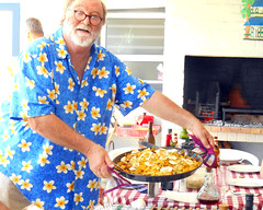Ben's Famous Paella (RobW_) Tags: africa bay march vermont ben south walker western cape residence thursday paella 2015 uxolo mar2015 pheiiffer 05mar2015