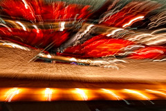 lights...when the day awakens (LotusMoon Photography) Tags: abstract icm intentionalcameramovement