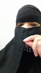 ZipNiqab (ZipNiqab) Tags: uk usa black london fashion indonesia eyes singapore europe veil muslim islam hijab free mosque muslimah malaysia modesty zipper kuwait niqab faceveil anonymous saudiarabia zip aura masjid umrah modest burqa hajj ksa halal veiling burka innovative muslimwomen jilbab purdah khimar muslima islamicclothing munaqaba aurat cadar islamicfashion modestfashion pee muslimmodel islamicbusiness blackniqab aurah niqabfashion zipniqab niqabzip eatingwithniqab halalbusiness niqabwithzipper howtoeatwithniqab niqabcollection eatwithniqab saudifashion coveredgirls niqabstyles