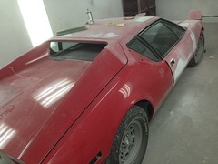 "1971 Ford Pantera • <a style=""font-size:0.8em;"" href=""http://www.flickr.com/photos/85572005@N00/16701659857/"" target=""_blank"">View on Flickr</a>"