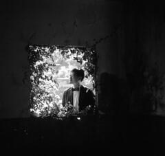 img366 (阿智) Tags: bw 120 film darkroom 黑白 fujiacros100 底片 暗房 沖片 rolleiflex35a
