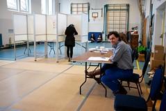 Stemlokaal provinciale verkiezingen 2015 (Sebastiaan ter Burg) Tags: booth election utrecht vote elections lombok voting verkiezingen provinciaal waterschap verkiezing stemmen provincie ps15 stemhokje stemlokaal waterschappen provincialestaten stemhok stemdistrict ps2015