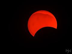 Solar Eclipse Hamburg 2015-03-20 H-alpha (Mathis_W) Tags: deutschland linie hamburg h alpha sonne hdr bergedorf hydrogen spektrum sonnenfinsternis halpha finsternis wasserstoff spektrallinie