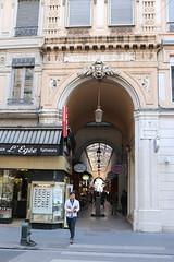 Lyon - Passage de l'Argue (ragnagna_airduster) Tags: magasin lyon passage rhone largue