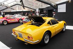 Ferrari Dino 246 GT 1970 (tautaudu02) Tags: auto paris cars automobile dino ferrari invalides moto auctions gt coches voitures rm vente 246 2015 rtro